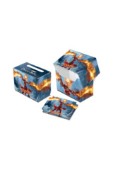 Magic The Gathering Chandra  SIDE LOADING DECK BOX - 2014 CORE SET