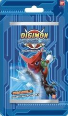 Digimon Collectible Card Game Fusion New World Vintage Booster Pack