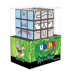Rick & Morty Rubiks Puzzle Cube
