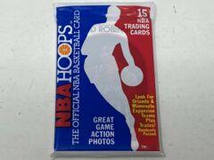 1989-1990 NBA Hoops Sealed Unopened Pack - 15 card