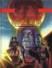 Shadows of the Empire Sourcebook (Star Wars RPG) (Hardcover)
