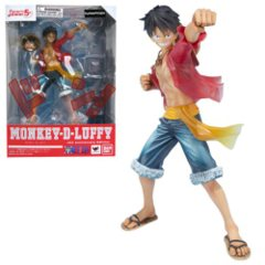 One Piece Monkey-D-Luffy 5th Aniversary Figuart