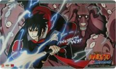 Weapons of War Naruto Playmat
