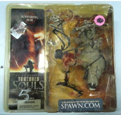 Clive Barker's Tortured Souls 2 The Fallen Suffering Bob Action Figure