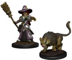 Wardlings: Witch and Cat