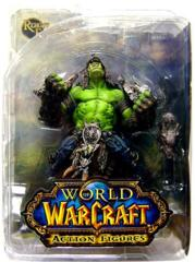 World of Warcraft Action Figures Series 1: Orc Shaman Rehgar Earthfury