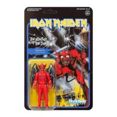 Iron Maiden ReAction Figure - The Number Of The Beast (Album Art)