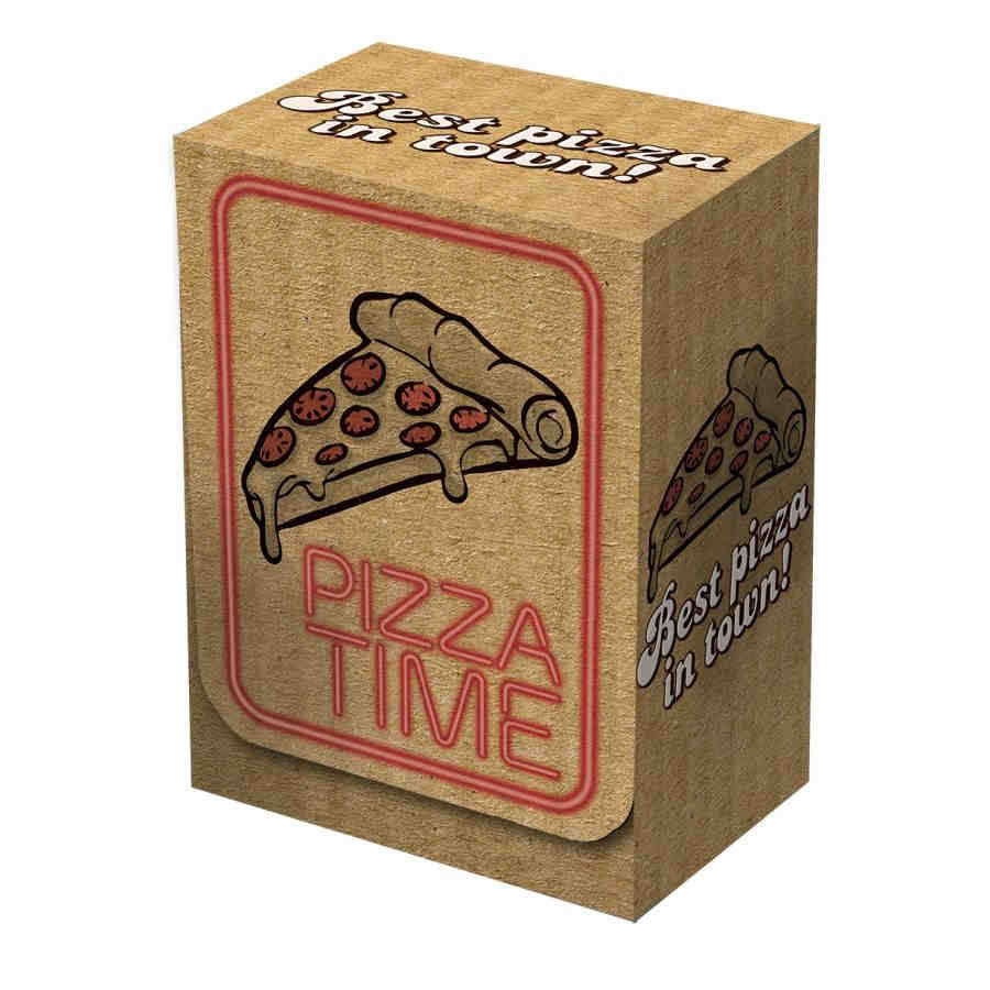 Legion Deck Box - Pizza Time