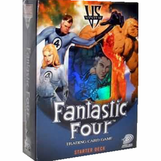 VS System: Fantastic Four 2 Player Starter Deck