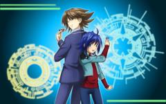 Cardfight!! Vanguard Aichi & Kai Portfolio