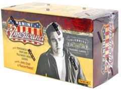 2011 Panini Americana Sealed Blaster Box