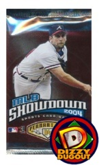 MLB Showdown 2004 Pennant Run Booster Pack