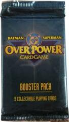 OVERPOWER Batman Superman Collectible Playing Booster Packs