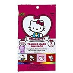 Hello Kitty 40th Anniversary Trading Card Fun Pack