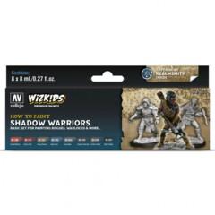 Wizkids Premium Paints: How to Paint Shadow Warriors
