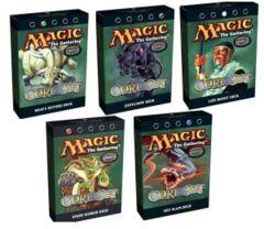 8th Edition Theme Deck Set (5 Decks)