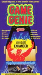 Game Genie for Nintendo Entertainment System