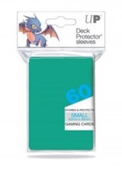 Ultra-Pro Pro-Matte Small Size Deck Protector Sleeves Aqua (60 ct)