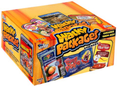 Wacky Packages Topps :  All-New Series 11 (2013) HOBBY Box