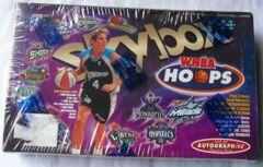 1999 Hoops WNBA Basketball Hobby Box