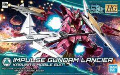 Bandai Hobby Gundam Build Divers: #18: HG 1/144 Impulse Gundam Lancer - Karuna's Mobile Suit