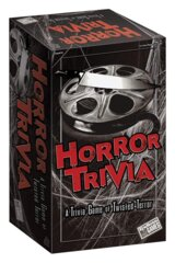 Horror Trivia The Game of Twisted Terror