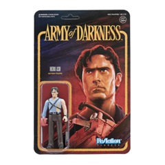 Army of Darkness ReAction Figure - Hero Ash