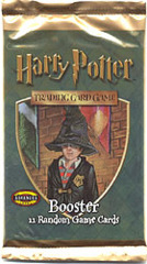 Harry Potter Trading Card Game: Base Set Booster Pack