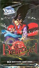 Yu Yu Hakusho Betrayal Booster Pack