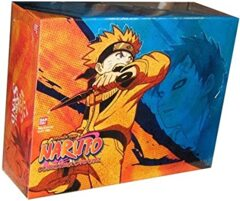 Naruto Collectible Card Game Curse of the Sand Booster Box