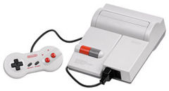Nintendo Entertainment System (Model NES-101)