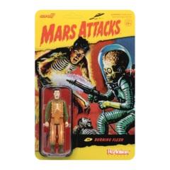 Mars Attacks ReAction Figure - Burning Flesh