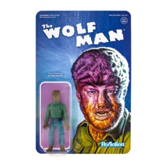 Universal Monsters ReAction Figures - The Wolf Man