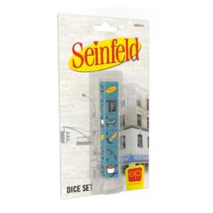 Seinfeld Dice Set