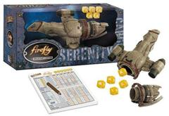 FireFly Yahtzee Serenity Spaceship Dice Cup Collector's Edition