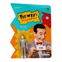 Pee-wees Playhouse ReAction Figure - Pee-wee