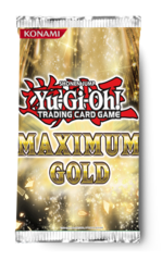 Maximum Gold Booster Pack