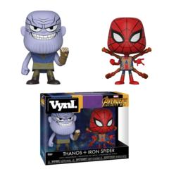 Funko Vynl - Thanos + Iron Spider