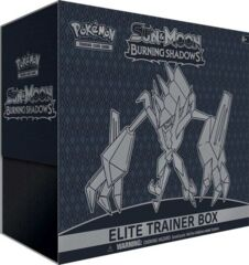 Sun & Moon - Burning Shadows Elite Trainer Box