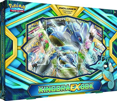 Kingdra EX BOX