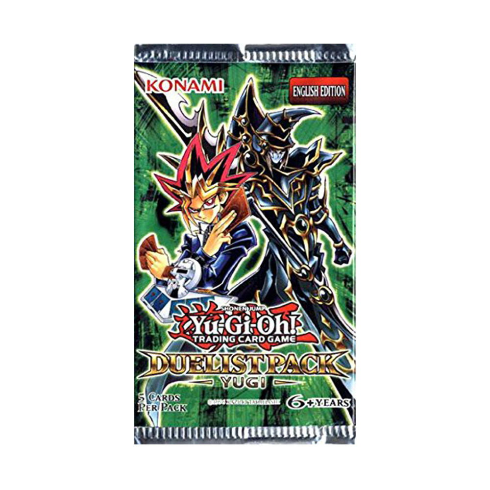 Duelist Pack: Yugi Unlimited Edition Booster Pack