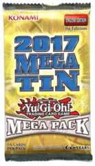2017 Mega-Tin 1st Edition Mega Pack