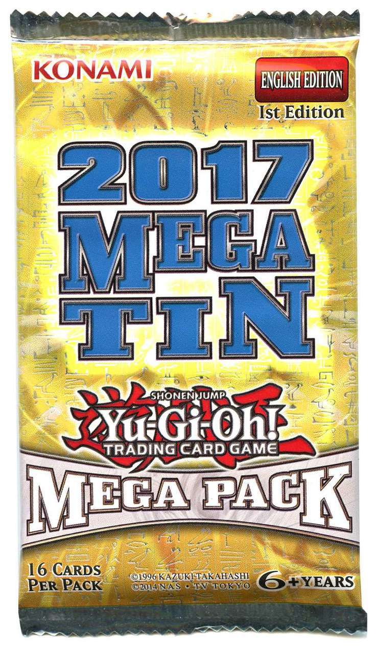 2017 Mega-Tin Mega Pack