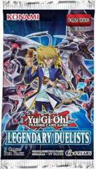 Legendary Duelists 1st Edition Booster Pack