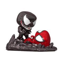 Funko POP! - Marvel - Venom vs. Spider-Man Comic Moments
