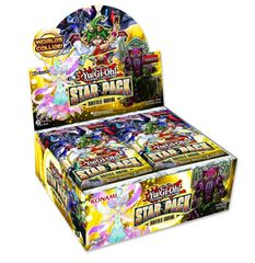 Star Pack Battle Royal Booster Box