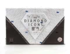 2018 Topps Diamond Icons Baseball Hobby Box