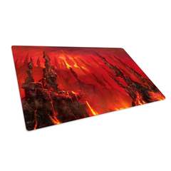 Ultimate Guard - Mountain Play Mat - Lands Edition