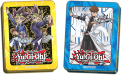 2017 Mega Tin Yugi Muto & Yami Yugi (TIN Removed)
