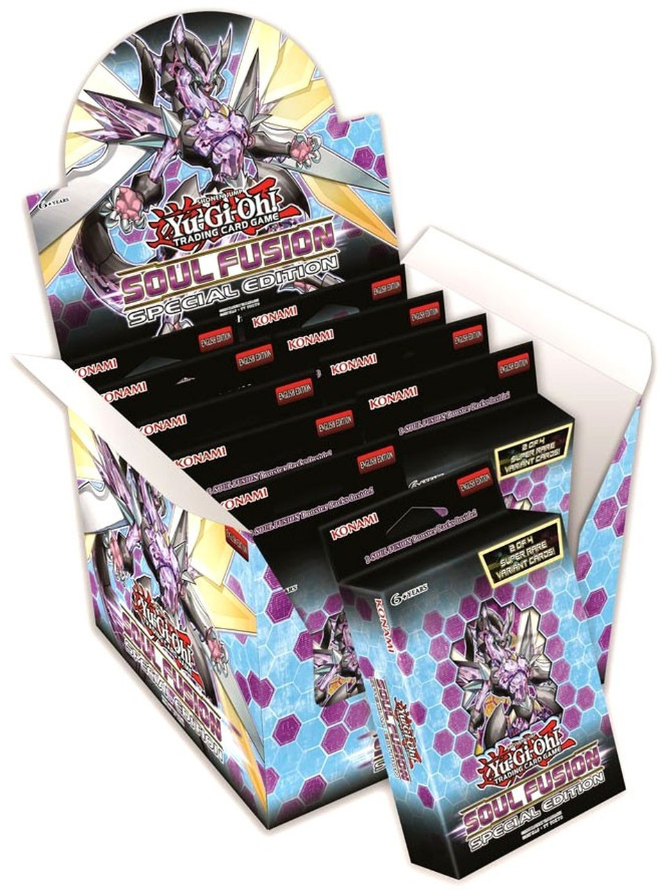 Soul Fusion Special Edition Display (10 Count)